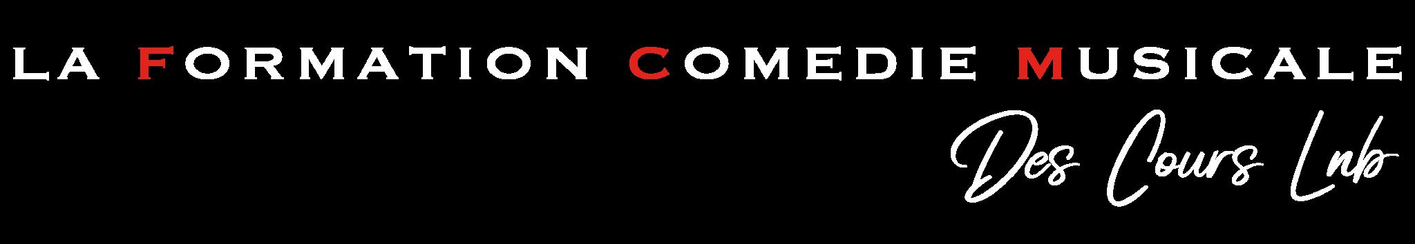 Formation Comédie Musicale