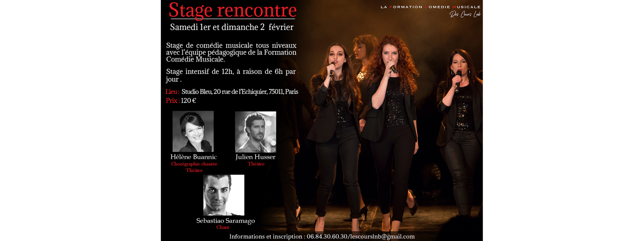 Stage rencontre Janvier 2019